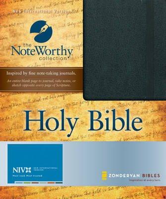 Niv Bible (Leather / fine binding): Zondervan Bibles: 9780310939726