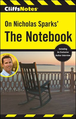 CliffsNotes on Nicholas Sparks' The Notebook (Paperback): Richard P. Wasowski