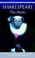 The Poems (Paperback, Annotated Ed): William Shakespeare