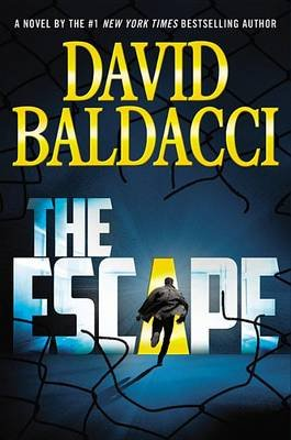 Escape (Hardcover): David Baldacci