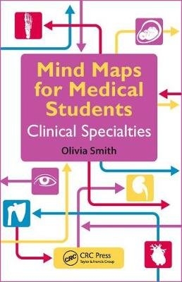 Mind Maps for Medical Students Clinical Specialties (Paperback): Olivia Smith