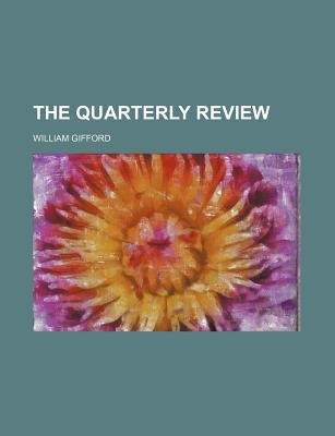 The Quarterly Review (Volume 145) (Paperback): unknownauthor, William Gifford