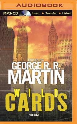 Wild Cards (MP3 format, CD): George R. R. Martin (Editor)