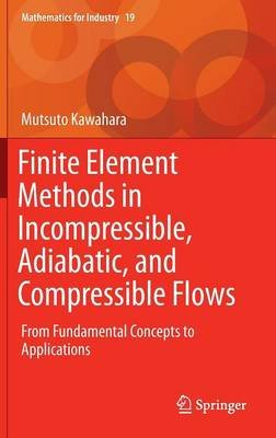 Finite Element Methods in Incompressible, Adiabatic, and Compressible Flows - From Fundamental Concepts to Applications...