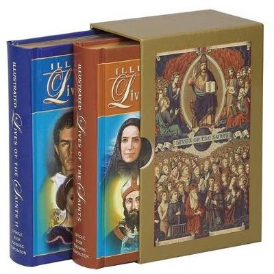 Illustrated Lives of the Saints Boxed Set - Includes 860/22 and 865/22 (Hardcover): H Hoever