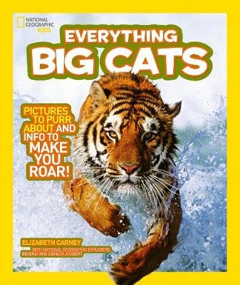 Everything: Big Cats (Paperback): National Geographic Kids