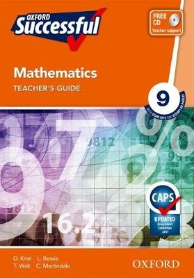 Oxford successful mathematics CAPS: Gr 9: Teacher's book (Paperback):