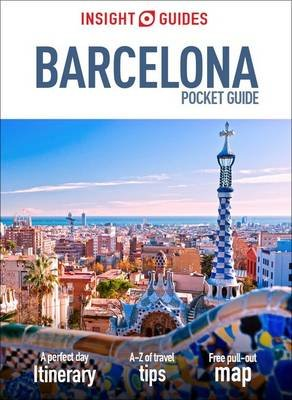 Insight Pocket Guides: Barcelona (Paperback): Insight Guides