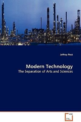 Modern Technology (Paperback): Jeffrey Post