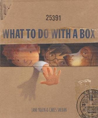 What to Do with a Box (Hardcover): Jane Yolen