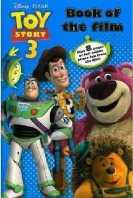 Toy Story 3 - Book Of The Film (Paperback):
