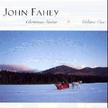 John Fahey - Christmas Guitar Volume 1 (CD): John Fahey