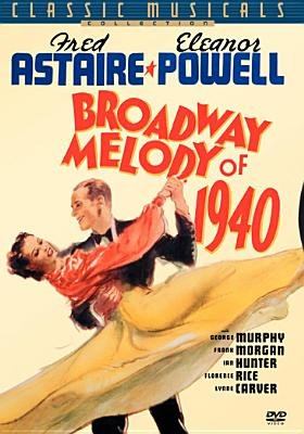 Broadway Melody of 1940 (Region 1 Import DVD): Norman Taurog
