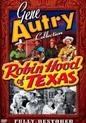 Autry G-Robin Hood of Texas (Region 1 Import DVD):