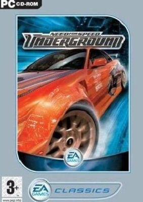Need For Speed Underground (PC, CD-ROM):