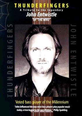John Entwistle: Thunderfingers (Region 1 Import DVD): Music Video Distributors