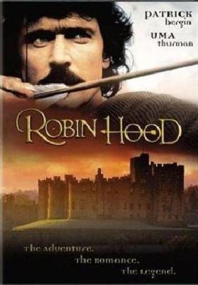 Robin Hood (Region 1 Import DVD): Patrick Bergin, Uma Thurman, John Irvin