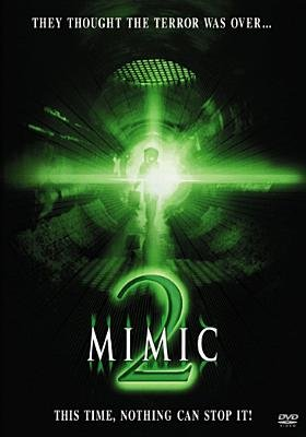 Mimic 2 (Region 1 Import DVD): Will Estes, Bruno Campos, Alix Koromzay, Jon Polito, Gaven Eugene Lucas, Edward Albert