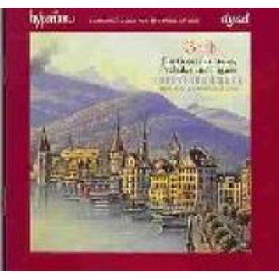Fantasies, Preludes, Fugues (Herrick) (CD):