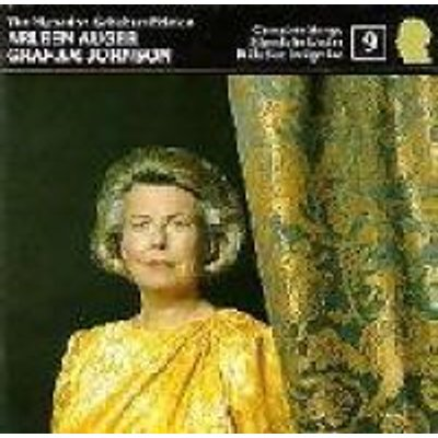 F. Schubert - Complete Songs Vol 9 (CD, Parental Adviso): F. Schubert
