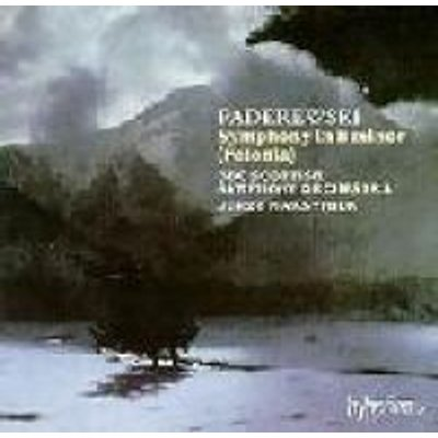 Bbc Scottish So / Maksymiuk - Paderewski/Symphony In B Minor (CD): Bbc Scottish So, Maksymiuk