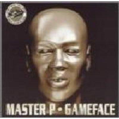 Master P - Game Face (CD, Parental Adviso): Master P