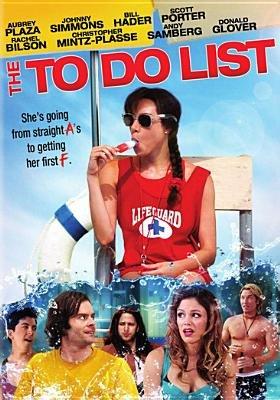 To Do List (Region 1 Import DVD): Plaza,Aubrey