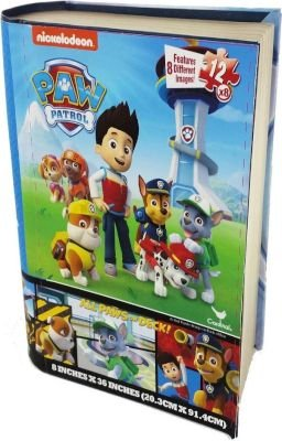 Nickelodeon Paw Patrol 8-Panel Storybook Puzzle (36 Pieces):