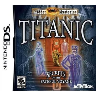 Hidden Mysteries: Titanic Secrets of the Fateful V: Activision Inc