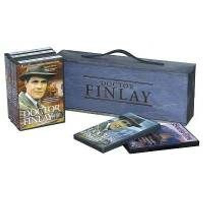 Doctor Finlay Complete Collection (Region 1 Import DVD):