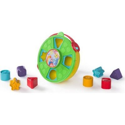Bright Starts 4 In 1 Twist & Grow Shape Sorter: