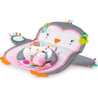 Bright Starts Gym Taggies Prop Mat (Penguin):