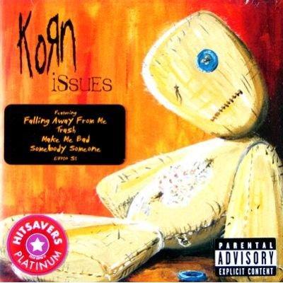 Korn - Issues (CD): Korn