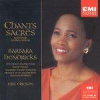 Barbara Hendricks - Sacred Songs (CD): Barbara Hendricks