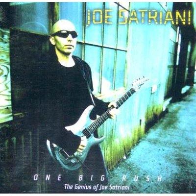 Joe Satriani - One Big Rush:genius Of Joe Satri CD (2007) (CD): Joe Satriani