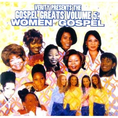 Gospel Greats V5: Women of Gos (CD): Various Artists