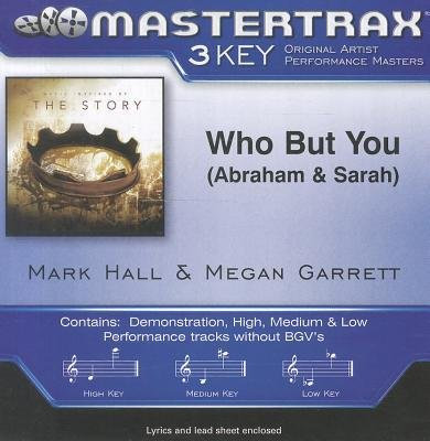 Mark Hall / Megan Garrett - Who But You (Abraham & Sarah) (CD): Mark Hall, Megan Garrett