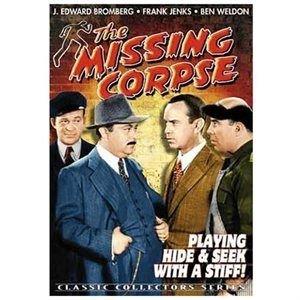 Missing Corpse (Region 1 Import DVD): J. Edward Bromberg