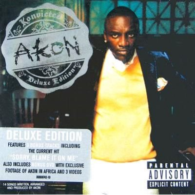 Akon - Konvicted (CD) | Music | Buy online in South Africa from Loot