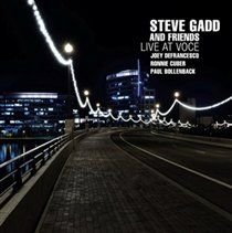 Steve Gadd & Friends - Live at Voce (CD): Steve Gadd & Friends