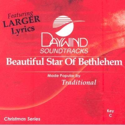 Daywind Trax - Beautiful Star of Bethlehem (CD): Daywind Trax