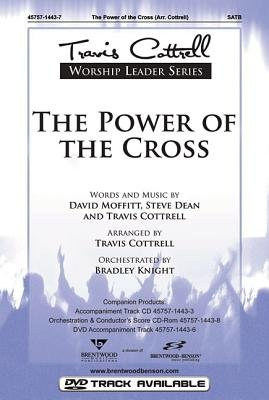 The Power of the Cross Split Track Accompaniment CD (Hardcover): Travis Cottrell