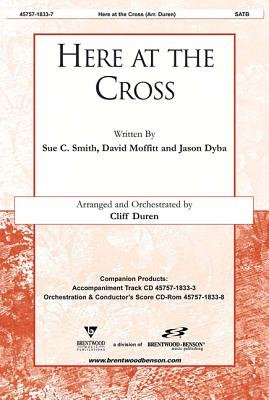 Here at the Cross Orchestration/Conductor's Score (CD): Cliff Duren