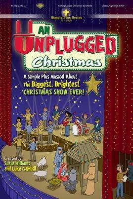 An Unplugged Christmas Split Track DVD (2 Disc Set) (DVD): Susie Williams, Luke Gambill