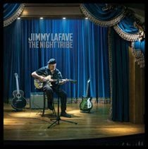 Jimmy Lafave - The Night Tribe (CD): Jimmy Lafave
