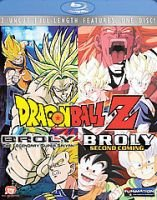 Dragon Ball Z: Broly (Region A Import Blu-ray disc):