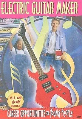 Electric Guitar Maker (Region 1 Import DVD): TMW Media