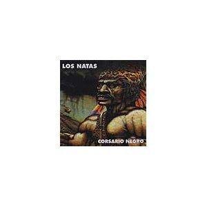 Los Natas - Corsario Negro CD (2013) (CD): Los Natas