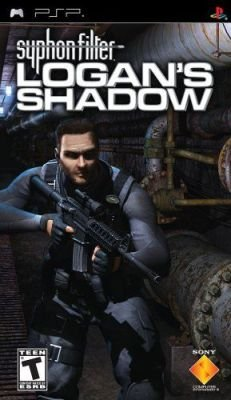 Syphon Filter Logans Shadow (PSP, UMD Video):