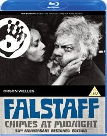 Falstaff - Chimes at Midnight (Blu-ray disc): Keith Baxter, Tony Beckley, Margaret Rutherford, Alan Webb, Norman Rodway, Orson...